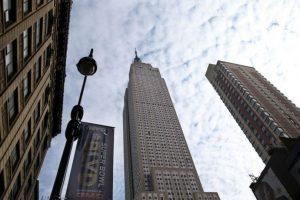 Construir 54 edificios Empire State Foto:Getty Images. Imagen Por: