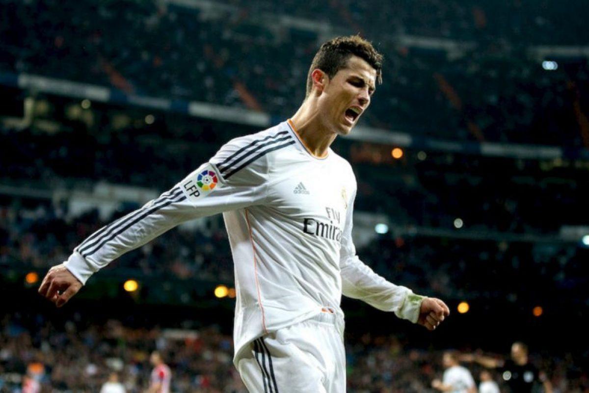 123.9 Cristianos Ronaldos Foto:Getty Images. Imagen Por: