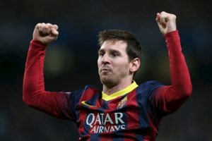 46.5 Messis Foto:Getty Images. Imagen Por: