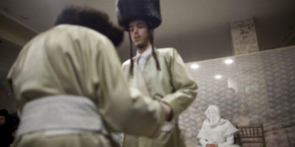 Así se vive una tradicional boda judía
