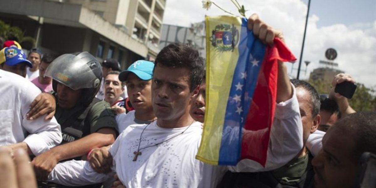 Venezuela: Ratifican que líder opositor Leopoldo López seguirá preso