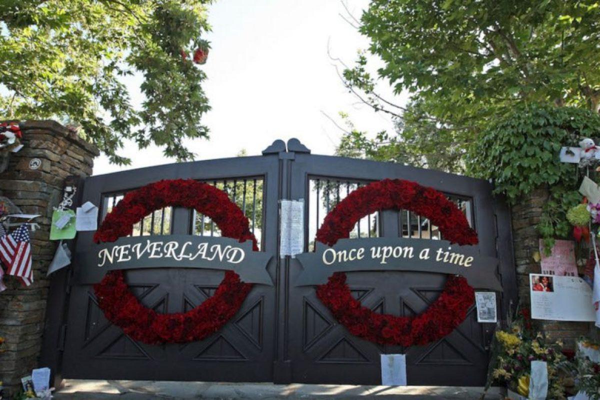 667 Ranchos Neverland de Michael Jackson Foto:Getty Images. Imagen Por: