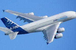 32 AirBus A380 Foto:Wikipedai Commons. Imagen Por: