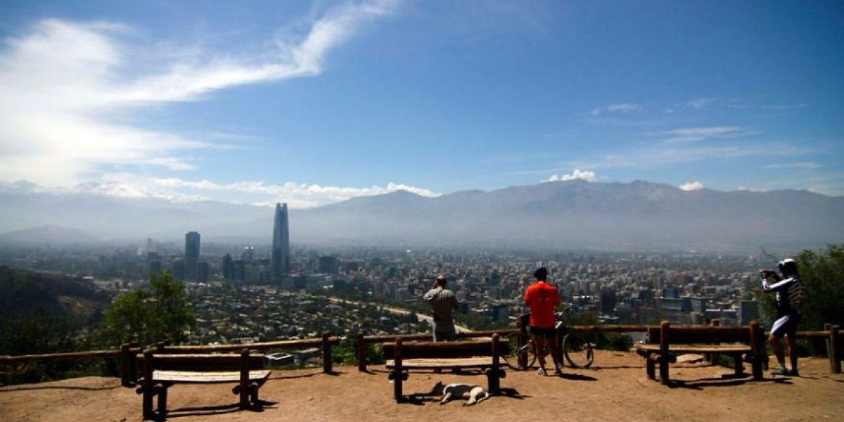 Santiago es la tercera ciudad con mejor calidad de vida en América del Sur