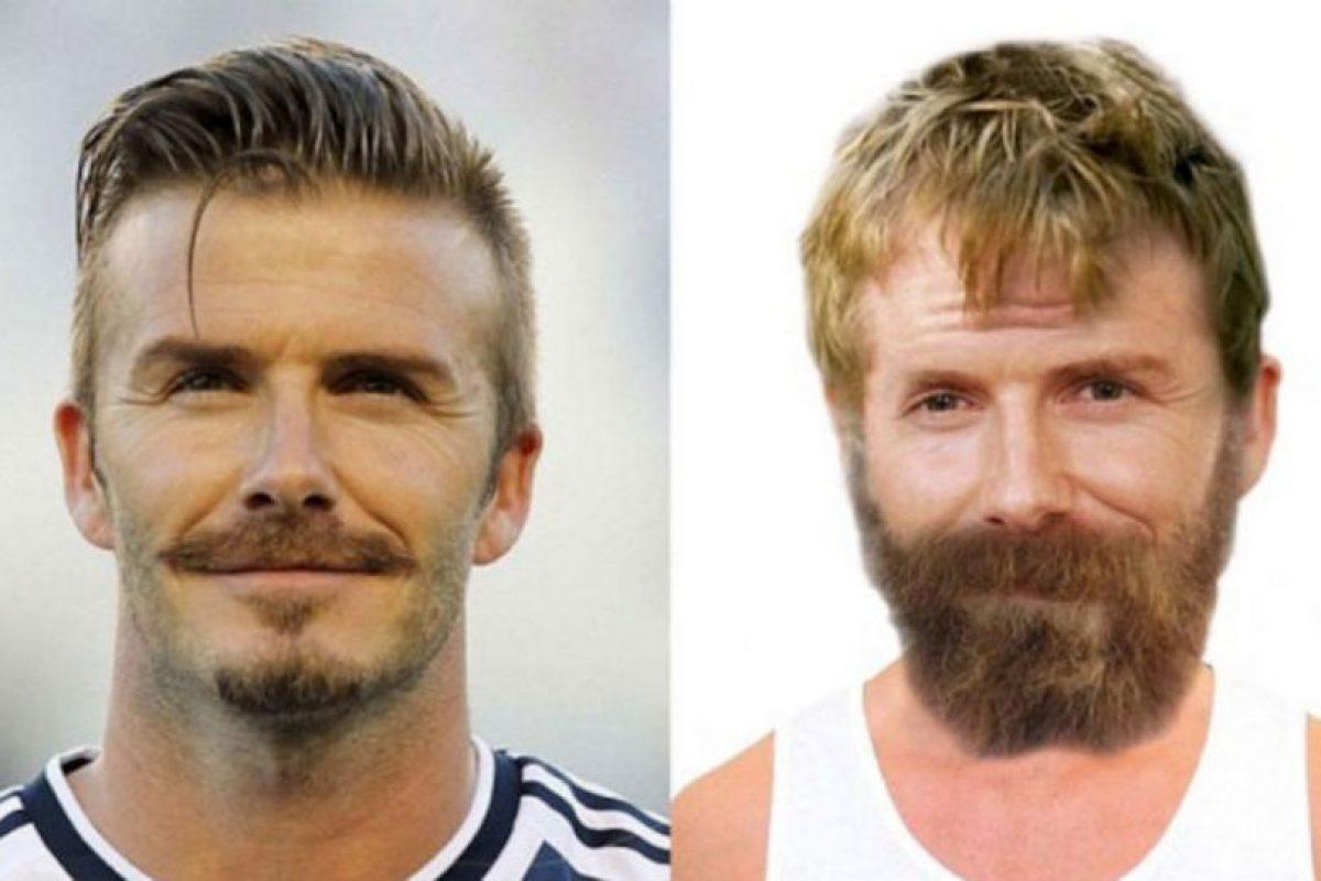 David Beckham Foto:Mail Online / Voucher Codes Pro. Imagen Por: