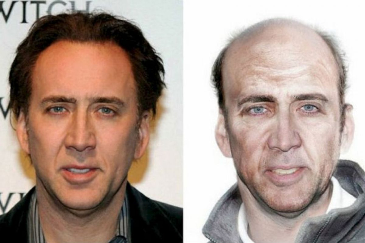 Nicolas Cage Foto:Mail Online / Voucher Codes Pro. Imagen Por: