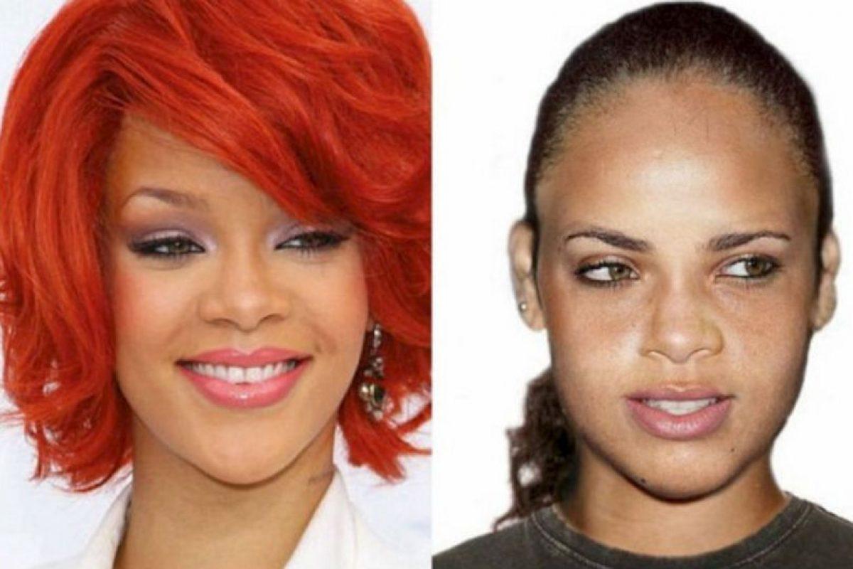 Rihanna Foto:Mail Online / Voucher Codes Pro. Imagen Por: