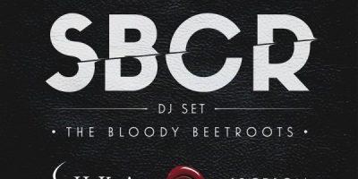 The Bloody Beetroots cierra los sideshows de Lollapalooza Chile