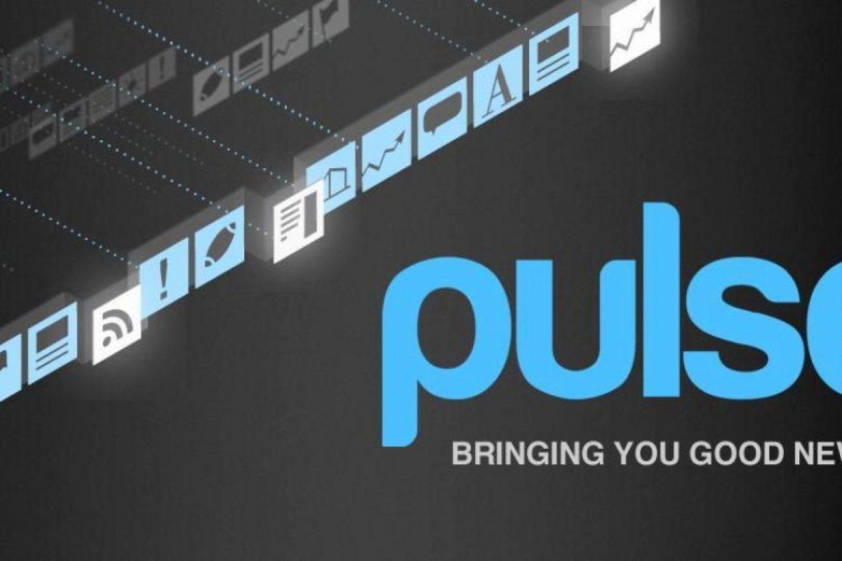 Pulse vendida a LinkedIn por 60 millones de dólares. Foto:Pulse. Imagen Por: