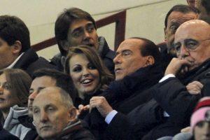 Francesca Pascale y Silvio Berlusconi Foto:Getty images. Imagen Por: