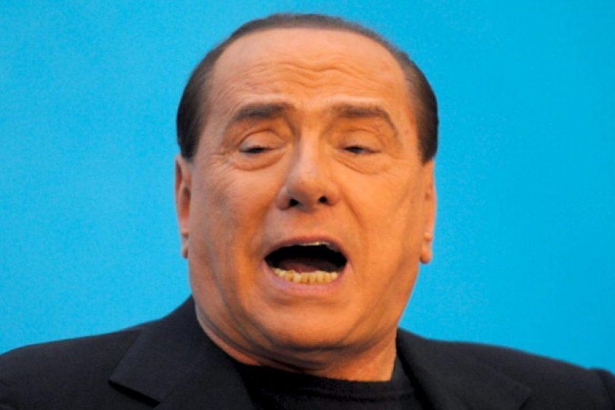 Silvio Berlusconi Foto:Getty images. Imagen Por: