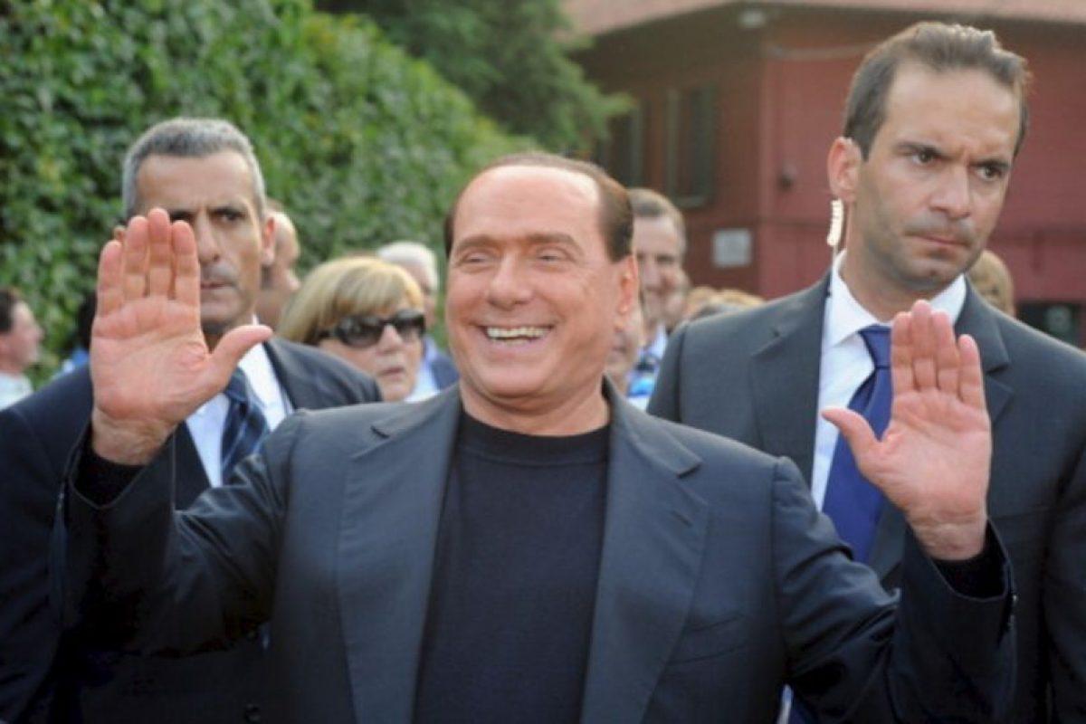 Silvio Berlusconi, ex primer ministro italiano Foto:Getty images. Imagen Por: