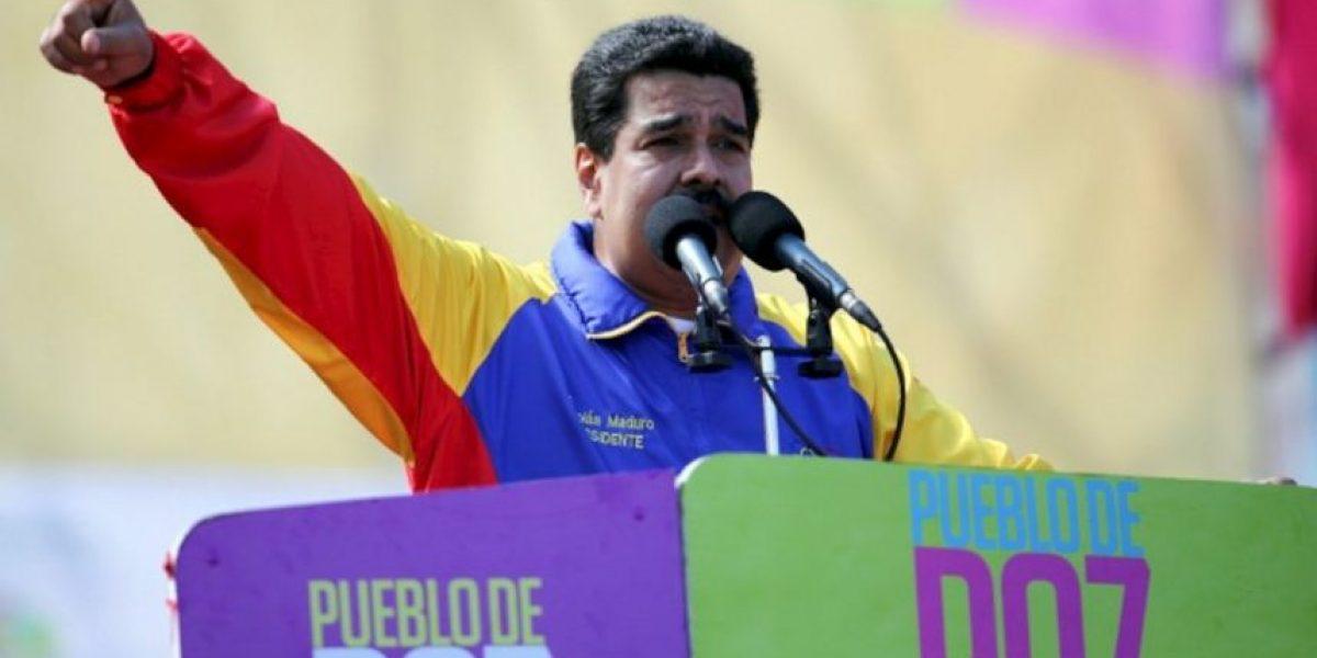 El día de furia de Maduro