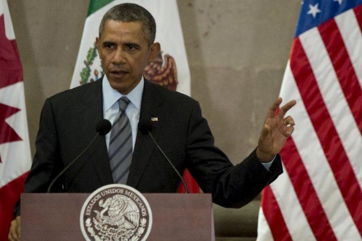 Barack Obama, presidente de EU, criticó a Nicolás Maduro. Foto:AFP. Imagen Por: