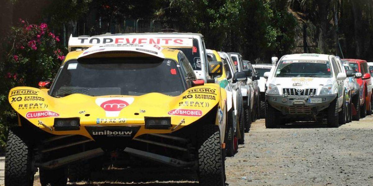 Un camión del Dakar llegó a Francia desde Chile con 1,4 toneladas de cocaína