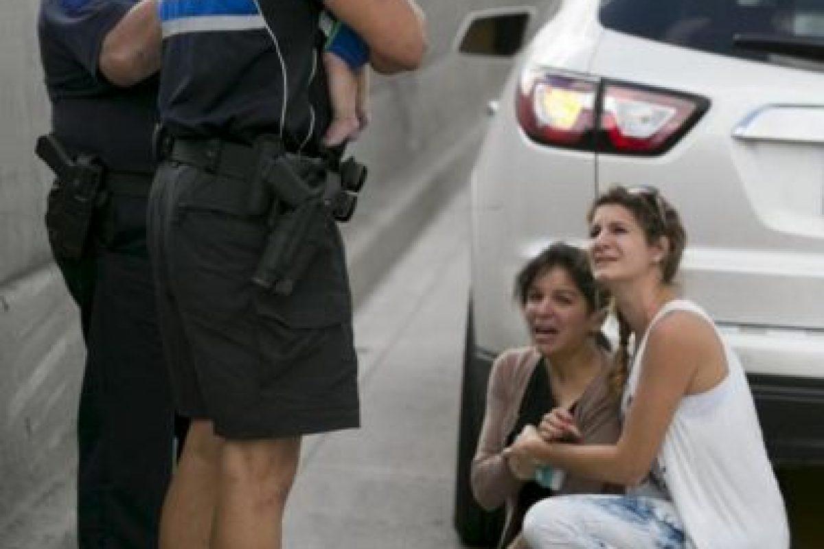 Nuevamente el niño dejó de respirar Foto:AP. Imagen Por:
