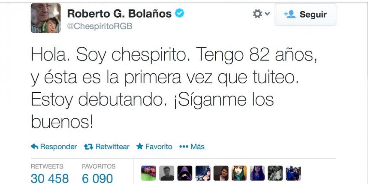 Estos fueron los mejores tuits de @ChespiritoRGB
