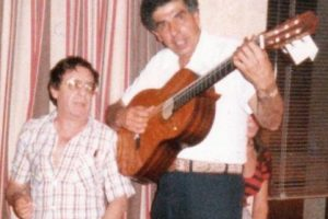 Roberto y Rubén Aguirre. Foto:Twitter. Imagen Por: