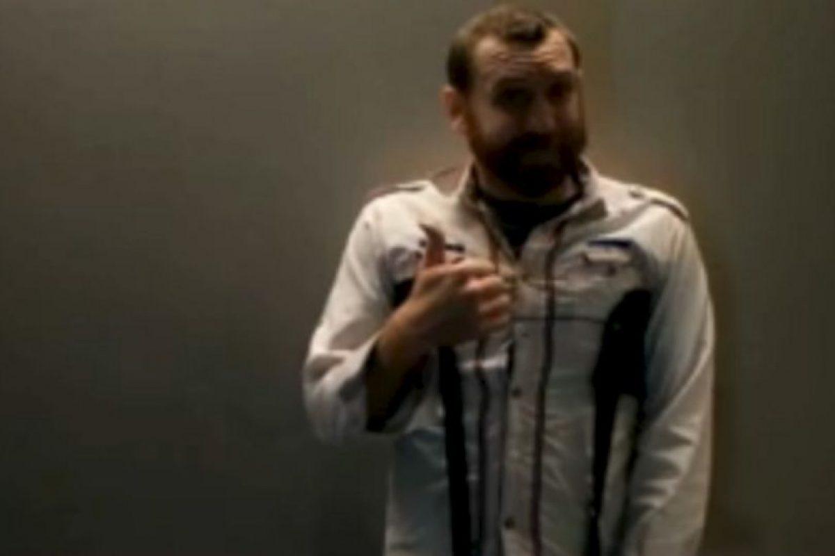 Desarrolladores prueban el condón del futuro Foto:Captura YouTube. Imagen Por: