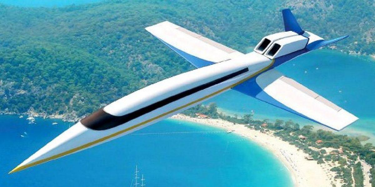 ¿Viajarías en un avión sin ventanas?