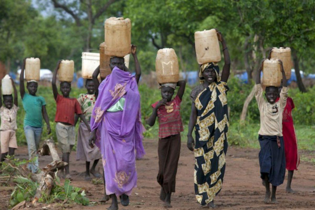 El artículo 152 del código criminal de Sudán estipula que la falta a la decencia será castigada con 40 golpes de un látigo Foto:Getty Images. Imagen Por: