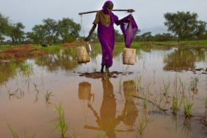 Nazik Kabalo, activista de los derechos de la mujer, debió huir de Sudán tras una serie de acosos por parte del gobierno Foto:Getty Images. Imagen Por: