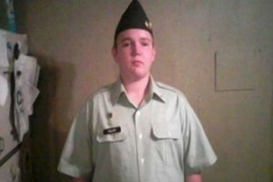 Christopher Roupe, joven asesinado por una policía que confundió un control de Wii con un arma Foto:Twitter. Imagen Por: