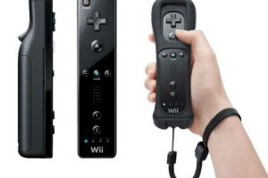 Control de Wii Foto:Flickr. Imagen Por: