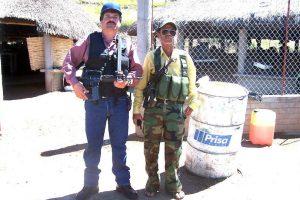 El sábado 11 de julio se fugó por segunda ocasión de una cárcel de máxima seguridad en México. Imagen Por: