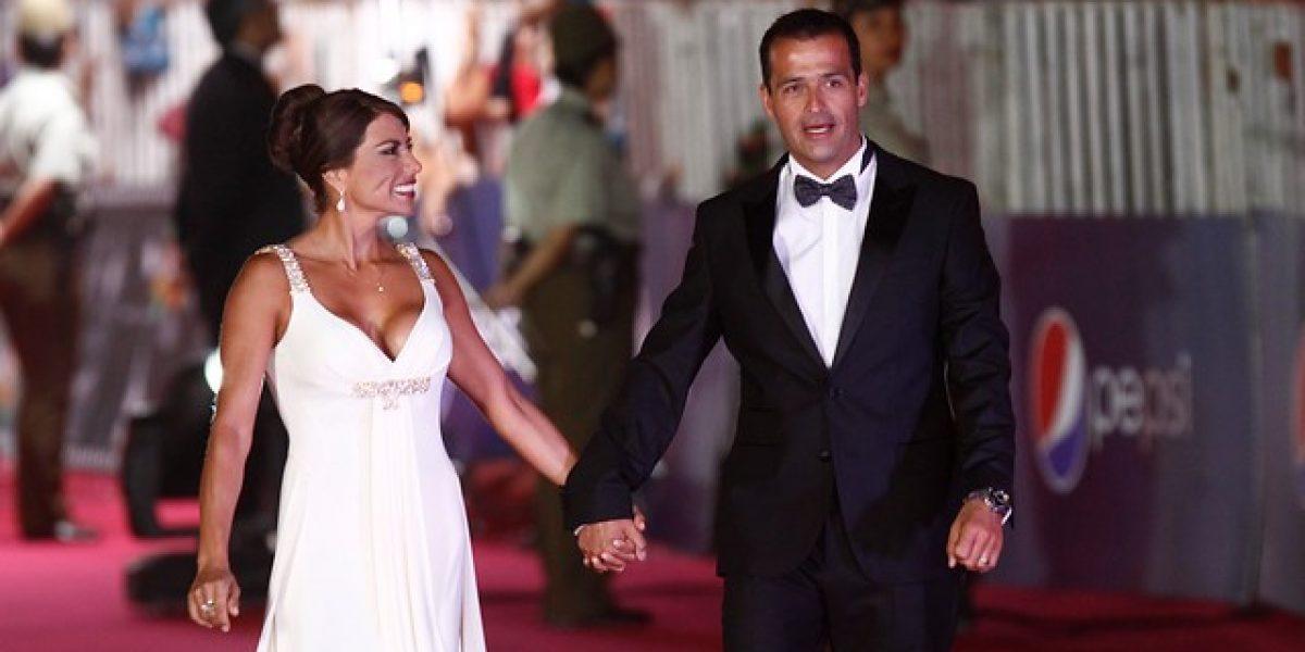 La sexy esposa de Iván Núñez arrasó en la Gala de Viña