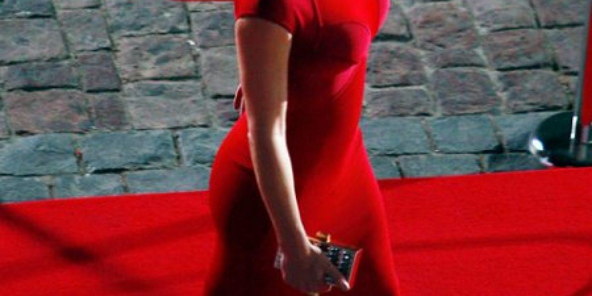 Galería: El sugerente vestido de Nydian Fabregat en la Gala de Viña