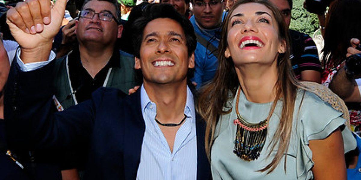 Pablo Morales y el último Festival de CHV: