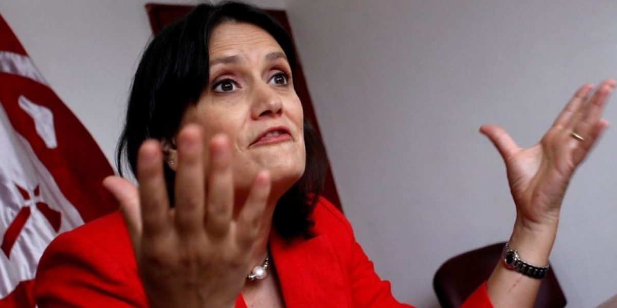 Laura Albornoz, la aspirante a reemplazar a Rincón que dice