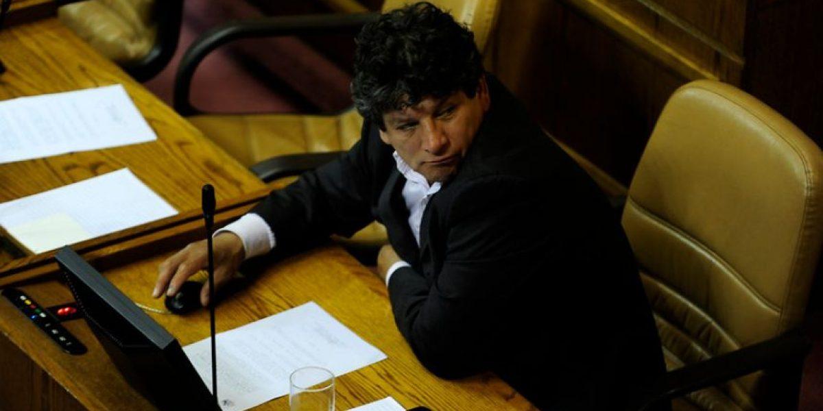 René Alinco dice que vuelve a la construcción tras ocho años en el Congreso