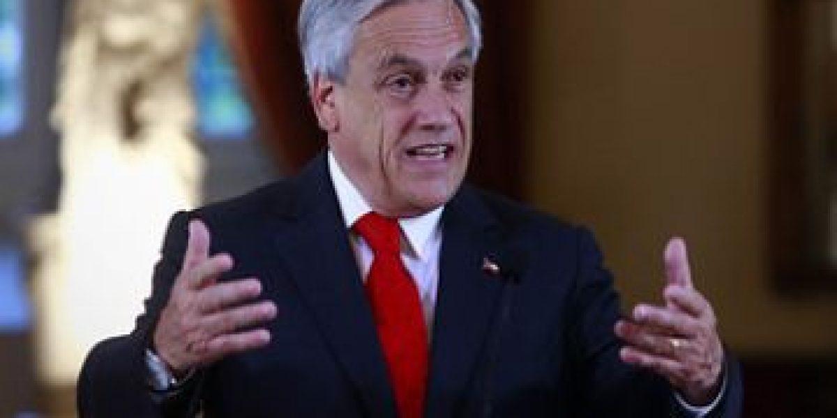Piñera y 27/F: No estábamos preparados antes, y tampoco tuvimos capacidad de reaccionar después