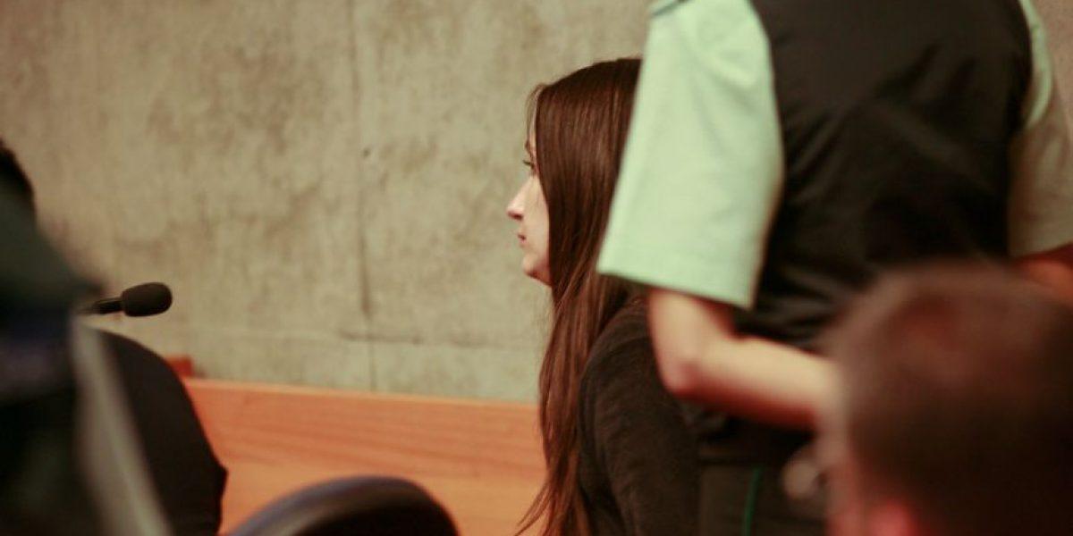 [FOTOS] Formalizan a la pareja de Marcial Berríos y queda con arresto domiciliario