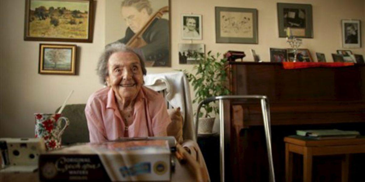 La extraordinaria vida de la sobreviviente más longeva del Holocausto nazi