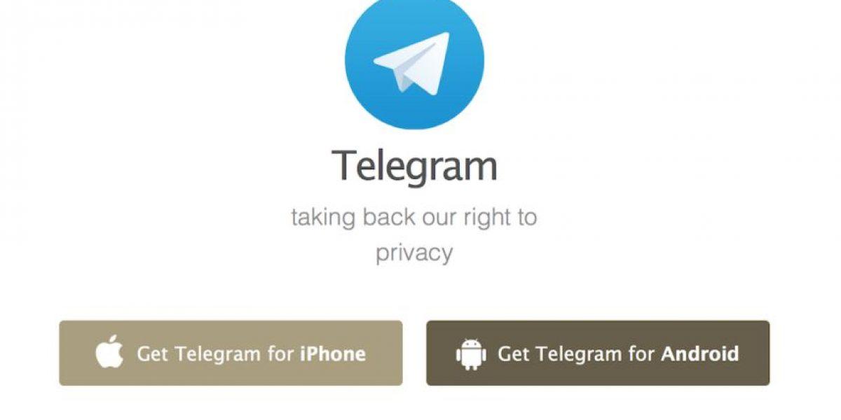 Telegram atrae 4.9 millones de usuarios en un día ante fallas de WhatsApp