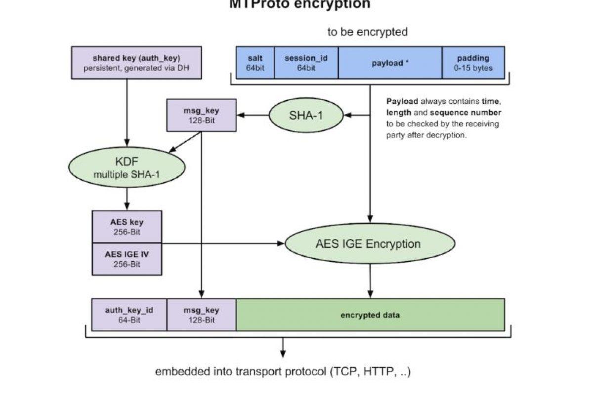Su protocolo y API es pública para cualquier desarrollador. Foto:Telegram LLC. Imagen Por: