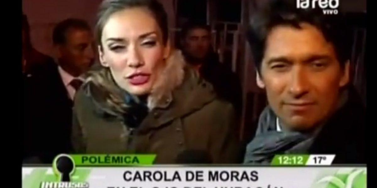 Video: La respuesta de Carola de Moras a sus críticas en el debut