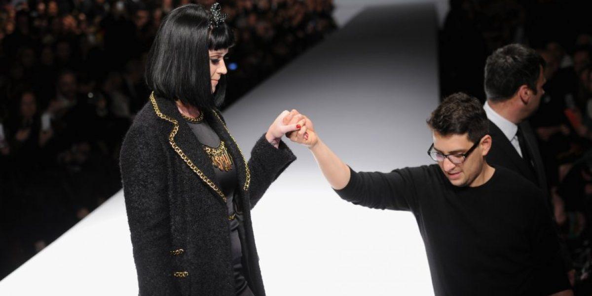 Katy Perry insulta a periodistas y fotógrafos