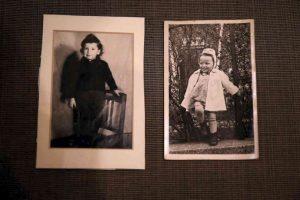 Fotos de sobrevivientes del Holocausto naturalizados estadounidenses en exposición en Nueva York Foto:Getty Images. Imagen Por: