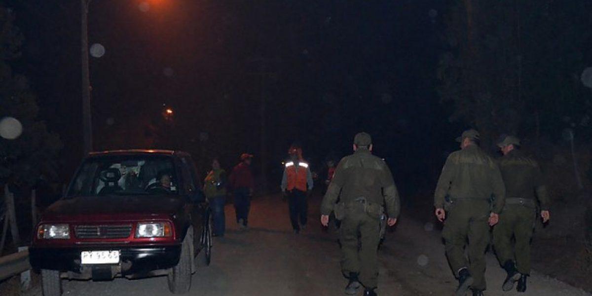 Carabineros indaga nuevo atentado incendiario en la Araucanía