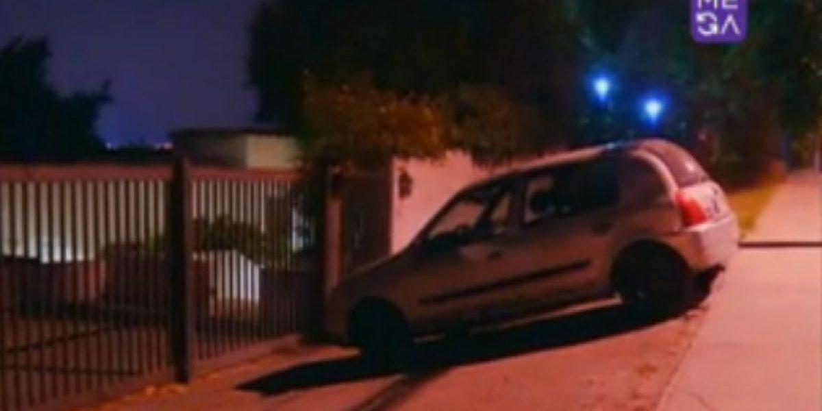Sujetos protagonizaron violento robo en Las Condes y amenazaron con violar a hija del dueño de casa