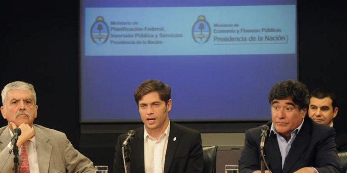 Argentina y Repsol llegan a un acuerdo para compensar a YPF