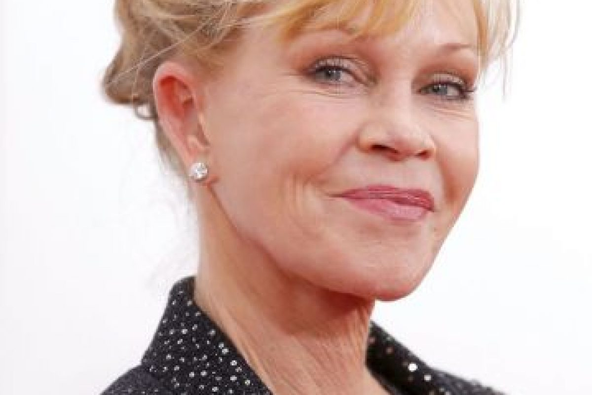 Melanie Griffith Foto: Getty Images. Imagen Por: