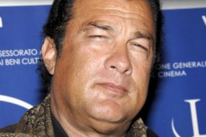 Steven Seagal Foto: Getty Images. Imagen Por: