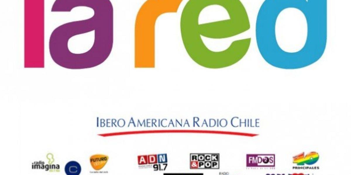 La Red e Ibero Americana Radio Chile anuncian la creación de Multimedios GLP