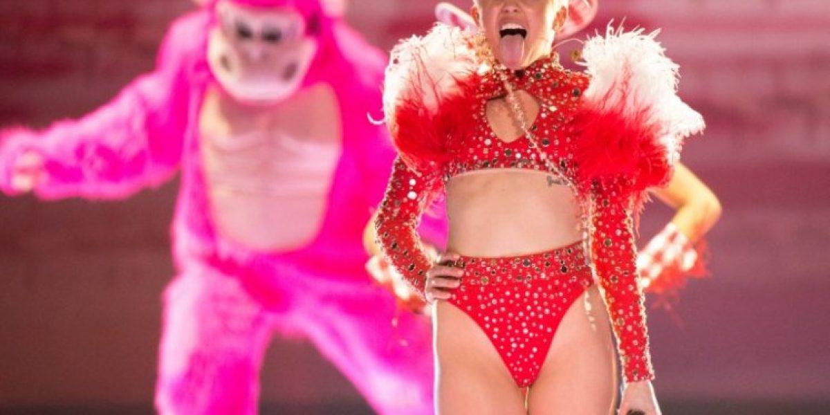 Shakira solidariza con Miley Cyrus: