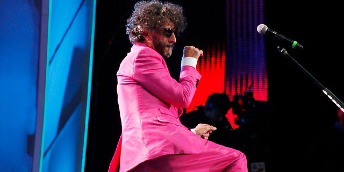 Fito Páez pone broche de oro a la segunda noche de Festival